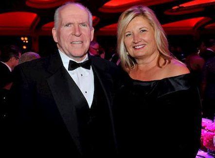 Kathy Brennan and John Brennan