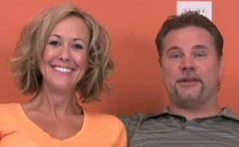 Chris Potoski and his wife Bandi Love