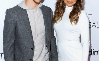 Ryan Dorsey and his wife Naya Rivera