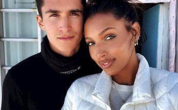 Juan David Borrero and his fiance Jasmine Tookes