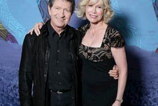Lise Kristen Gerard and her husband Mac Davis