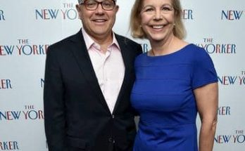 Amy Bennett McIntosh and her husband Toobin