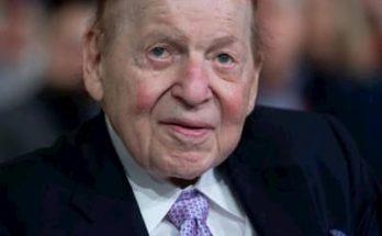 Sandra Adelson ex husband Sheldon Adelson