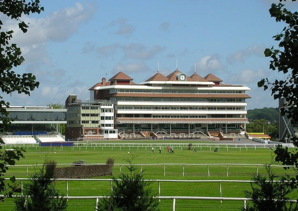 Newbury Racecourse Buildings