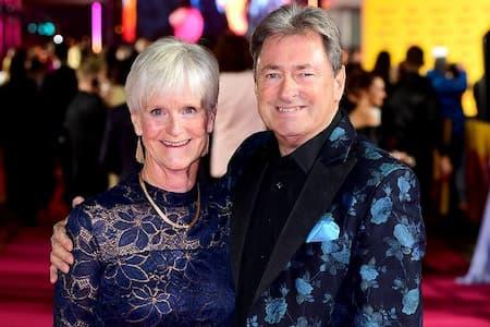 Alison Titchmarsh and her husband Alan Titchmarsh