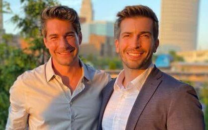 Daniel Sullivan and his partner Dan Vickey